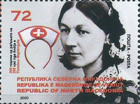 [The 200th Anniversary of the Birth of Florence Nightingale, 1820-1910, type CFV]