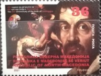[The 450th Anniversary of the Birth of Caravaggio, 1571-1610, type CHB]