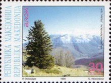 [EUROPA Stamps - Nature Reserves and Parks, type FA]