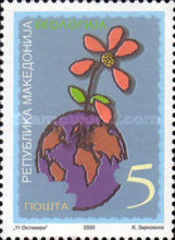[International Environmental Protection Day, type GL]