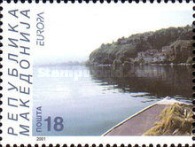 [EUROPA Stamps - Water, Treasure of Nature, type HO]
