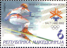 [Winter Olympic Games - Salt Lake City, USA, type IF]