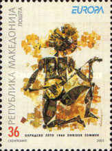[EUROPA Stamps - Poster Art, type JO]