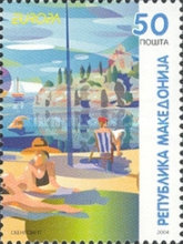 [EUROPA Stamps - Holidays, type KW]