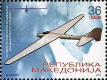 [The 50th Anniversary of the First Aircraft in Macedonia, type MD]