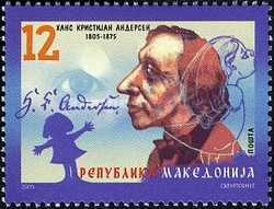 [Childrens Day - The 200th Anniversary of the Birth of Hans Christian Andersen, 1805-1875, type ML]