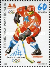[Winter Olympic Games - Turin, Italy, type MW]