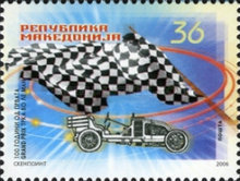[The 100th Anniversary of the First Grand Prix Race at Le Mans, type NL]