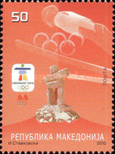 [Winter Olympic Games - Vancouver, Canada, type SC]