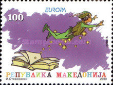 [EUROPA Stamps - Children's Books, type SJ]