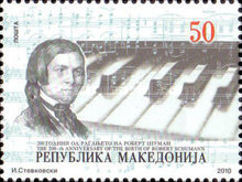 [The 200th Anniversary of the Birth of Robert Schumann and Frederic Chopin, type ST]