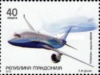[Means of Transportation - Airplanes, type VE]