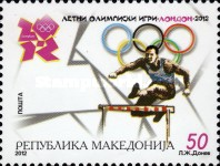 [Olympic Games - London, England, type VS]