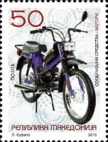 [Moped, type WH]
