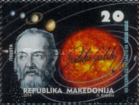 [The 450th Anniversary of the Birth of Galileo Galilei, 1564-1642, type XX]