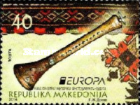 [EUROPA Stamps - Musical Instruments, type YC]