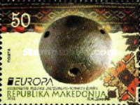 [EUROPA Stamps - Musical Instruments, type YD]