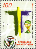 [FIFA Football World Cup - Brazil, type YK]