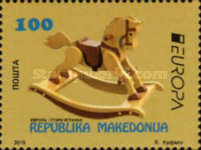 [EUROPA Stamps - Old Toys, type YP]