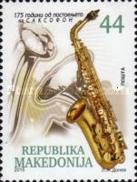 [The 175th Anniversary of the Existence of the Saxophone, type ZD]