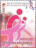 [Red Cross - Fight Against Cancer Week, type FD]