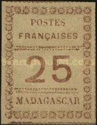 [Value Stamps - Printed on Colored Paper, type E3]