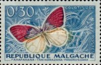[Butterflies and Agricultural Products, type KA]