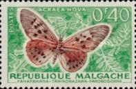 [Butterflies and Agricultural Products, type KB]