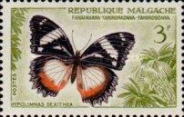 [Butterflies and Agricultural Products, type KE]