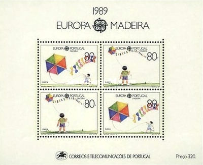 [EUROPA Stamps - Children's Games, type ]