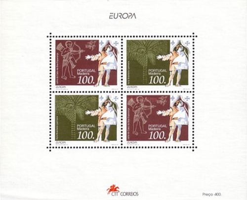[EUROPA Stamps - Great Discoveries, type ]