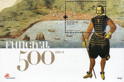 [The 500th Anniversary of Funchal, type ]