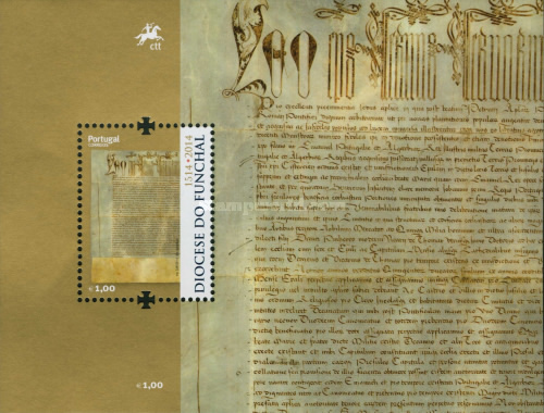 [The 500th Anniversary of the Diocese of Funchal, type ]