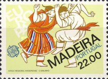 [EUROPA Stamps - Folklore, type AI]