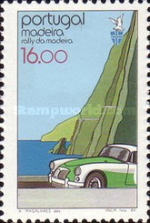 [The 25th Anniversary of Madeira Rally, type BB]