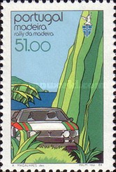 [The 25th Anniversary of Madeira Rally, type BC]