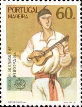 [EUROPA Stamps - European Music Year, Typ BH]
