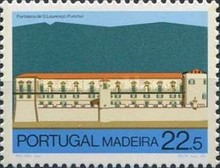 [Fortresses of Madeira, type BR]