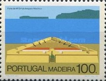 [Fortresses of Madeira, type BU]