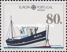 [EUROPA Stamps - Transportation and Communications, type CC]