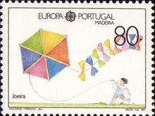 [EUROPA Stamps - Children's Games, type CJ]