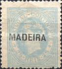 [Portuguese Postage Stamps Overprinted, MADEIRA, Typ D1]