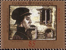 [EUROPA Stamps - The 500th Anniversary of the Discovery of America, type DL]