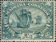 [The 400th Anniversary of the Vasco da Gama Discovering The Sea-Way to India, Typ E]