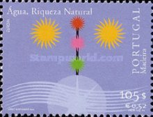 [EUROPA Stamps - Water, Treasure of Nature, Typ FO]
