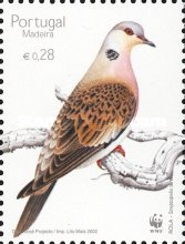 [Birds - Turtle Dove, type HC]