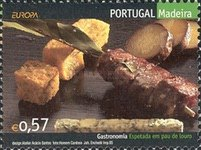 [EUROPA Stamps - Gastronomy, Typ HK]