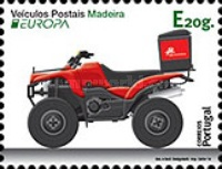 [Madeira - Self Adhesive Stamps, Typ KR1]