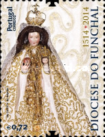 [The 500th Anniversary of the Diocese of Funchal, Typ LD]