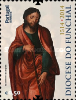 [The 500th Anniversary of the Diocese of Funchal, Typ LE]